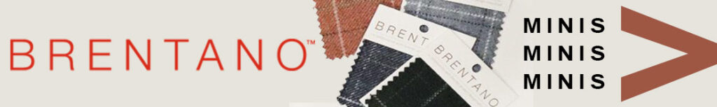 Brentano Minis Banner