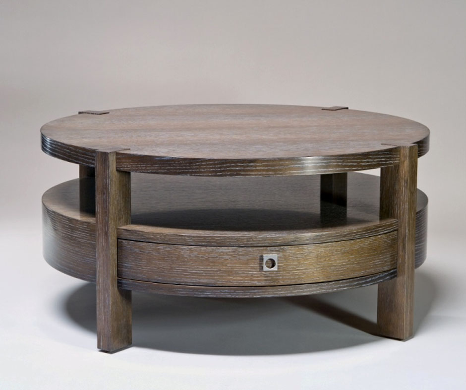 Mezzanine Round Coffee Table