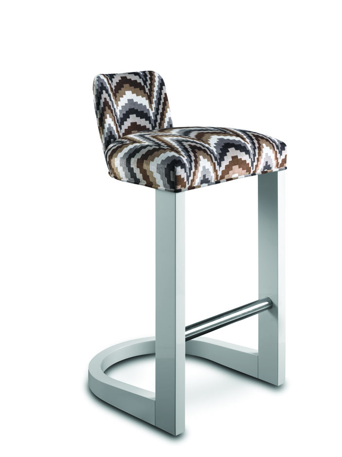 Wendell Bar Stool_nuovolacquer